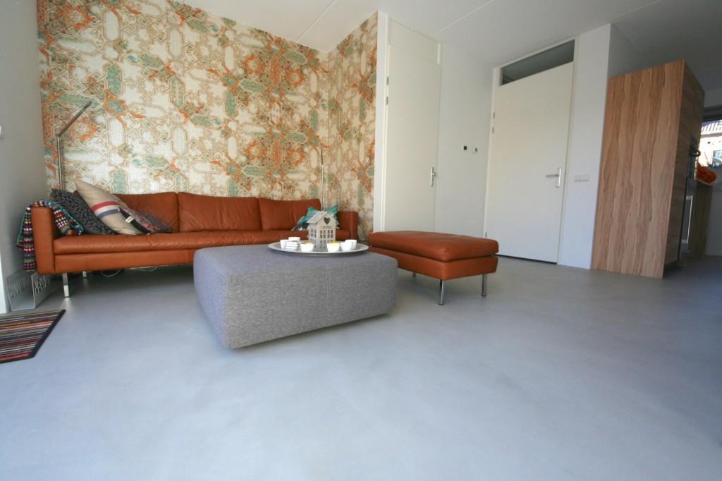 Beal Mortex Badkamer : Beal mortex betonlook vloer stuc ydee stucadoor arnhem